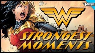 wonder womans strongest moments