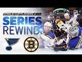 SERIES REWIND Blues Defeat Bruins In Seven To Win First Stanley Cup Title