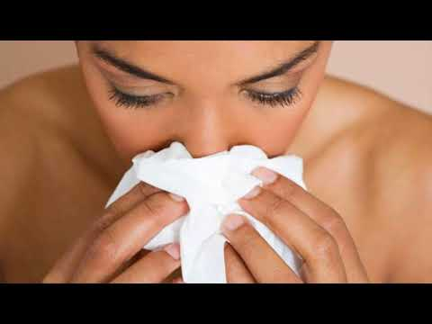 Easiest Way To Reduce Bleeding From Nose Is Pinch Your Nose - How To Do