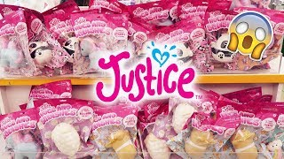Download NEW Jumbo Justice Squishies and Valentine's Day Squishies!! SO MANY! Video