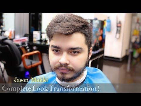 Hair Transformation - High Fade Haircut for men 2018 - Undercut #25