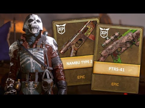 7 NEW Weapons, Face Camos, & Z INFECTION! (COD WWII New Event)