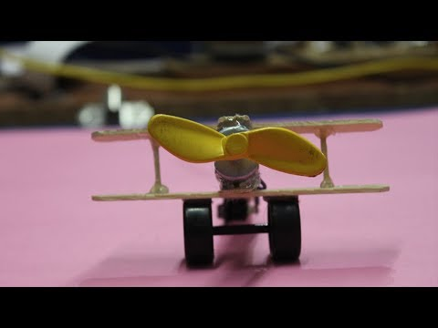 How To Make Aircraft Model At Your Home - Flying Aircraft Diy | Electric Aeroplane Toy