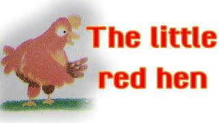 The Little Red Hen   5th std lesson   English Lesson For Marathi medium   Maharashtra Board English