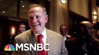 Alabama Governor Will Not Delay Senate Race Involving Roy Moore   Velshi & Ruhle   MSNBC