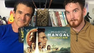 MISSION MANGAL Trailer REACTION! | Akshay | Vidya | Sonakshi | Taapsee