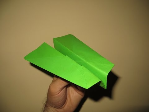 How to Make Cool Paper Airplanes that Fly Far and Straight - Hamilton - Video 22