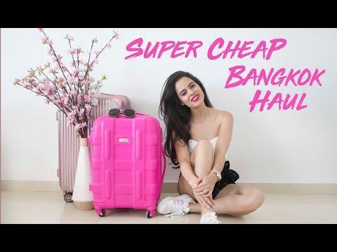 SUPER CHEAP BANGKOK TRY ON HAUL