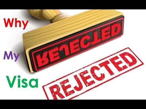 Must Watch Top 10 Reasons of Visa Application Refusal