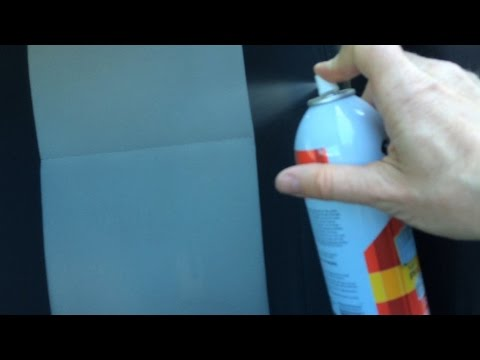 How To Stain Proof Car Upholstery