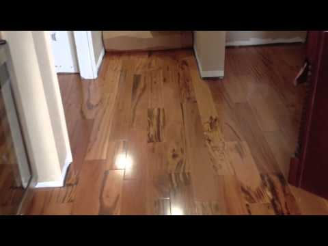 Installing Hardwood Floors on Concrete (Elastilon)