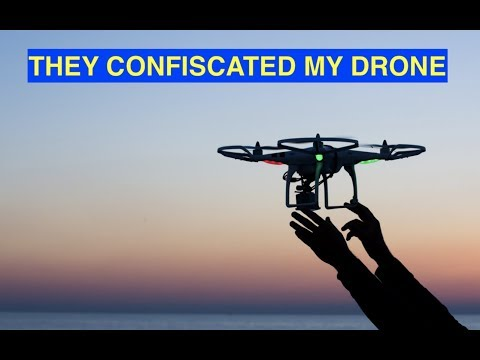 THEY CONFISCATED MY DRONE  |  Morocco Vlog teaser