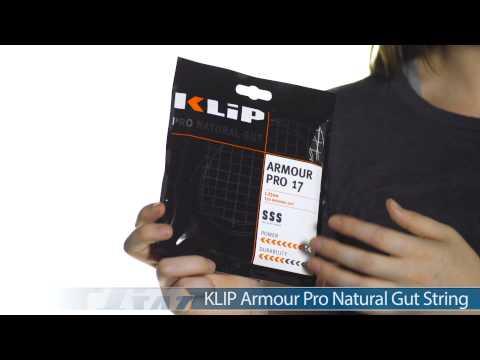 Klip Armour Pro Natural Gut String