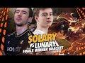 DREAMHACK TOURS 2019 ► SOLARY VS LUNARY - FINALE WINNER BRACKET BO3 GAME 1