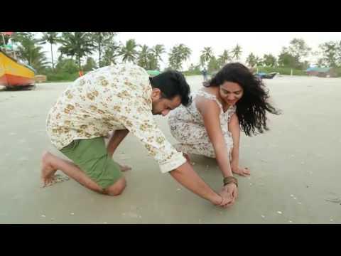 Pre wedding shoot in goa by max studio dungarpur ( shahid khan )