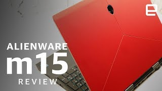 Alienware m15 Review: Finally, a thin and light Dell gaming laptop
