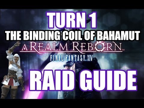 The Binding Coil of Bahamut - Turn 1 Raid Guide
