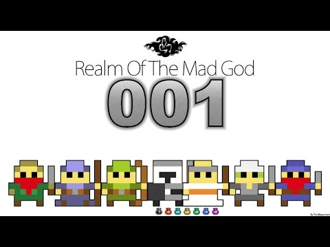 Let´s loot Realm of the Mad God #001 - Doom Bow FTW!