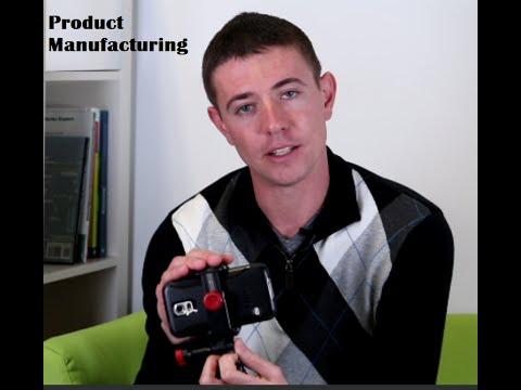How to Get a Product or Invention Manufactured