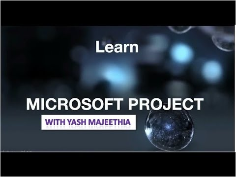 LEARN MICROSOFT PROJECT ONLINE - FREE FULL TUTORIAL