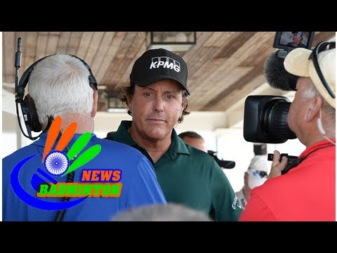 Phil Mickelson on his U.S. Open meltdown: 'Clearly not my finest moment'