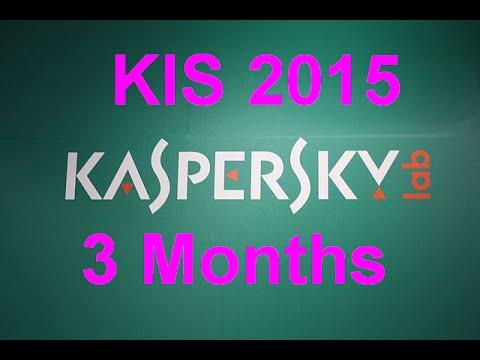 Get Kaspersky Internet Security Free 3 Months (Upgrade 2015 to 2016)