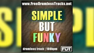 FDT A Little Bit of Funk - Drumless (www FreeDrumlessTracks net