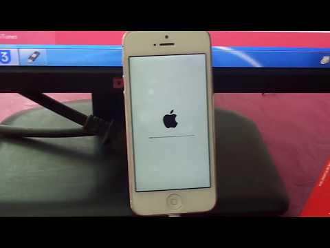 How to remove/reset any disabled or Password locked iPhones 6S & 6 Plus/5s/5c/5/4s/4/iPad or iPod