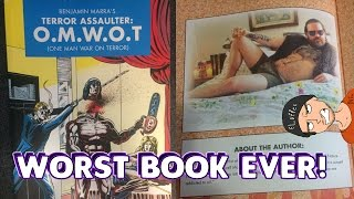 The Worlds WORST Book Review!