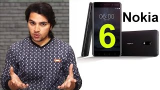 Nokia 6 : Return of Nokia ||  Disappointed !!!!  [Hindi-हिन्दी]