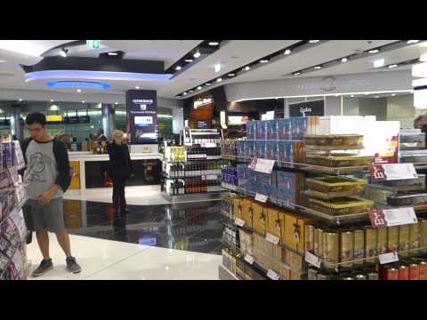 Live at World Duty Free Group's new store at the Queen's Terminal, Heathrow Airport T2 (Part 3)