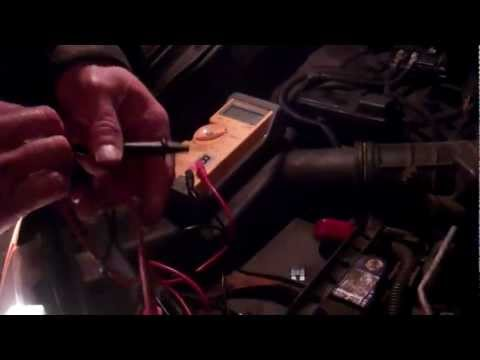 How to use a multimeter to fix vehicle electrical problems