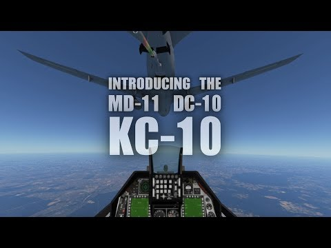 Infinite Flight Movie - Introducing The MD11//DC10//KC10 [HD]