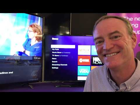 See Roku TVs New OS8 Features for Fall 2017