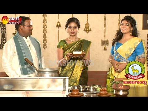 Sakshi Eat Out || Kaddu Ki Kheer Recipe - 29th March 2017