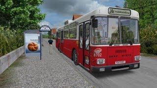 OMSI 2 - School Bus - Addon Vienna