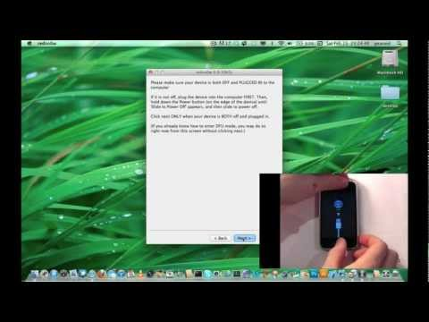 Jailbreak and Unlock iPhone 3g 4.2.1 (unlock iPhone 3gs also) resolve restore error 1015
