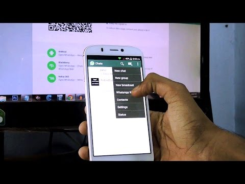How To Install Whatsapp Web or Whatsapp on Pc