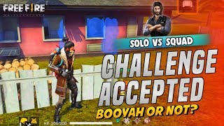 Download Challenge Accepted Solo vs Squad - Garena Free Fire- Total Gaming Video