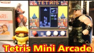 Tetris Mini Arcade Review (2018 Basic Fun Blister Pack Version) The No Swear Gamer