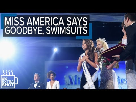 Miss America eliminates swimsuits and won't judge on looks