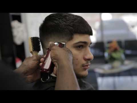 EASY Mid Bald Fade Tutorial |  @barberjdub
