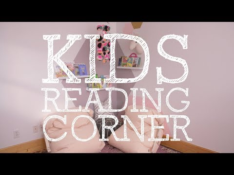 Create a Kid-Friendly Reading Nook - HGTV