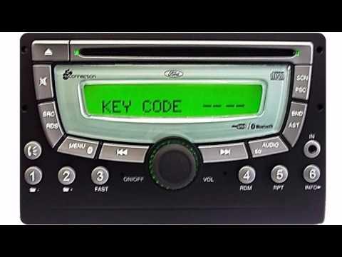 Recuperar Code Código Radio Cd Original Ford Focus, Fiesta, Ecosport, Ká, Fusion
