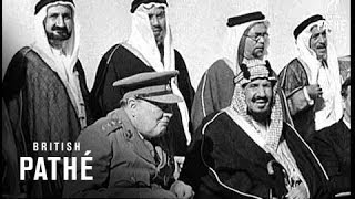 Kings Of The East With Premier & President (1945)