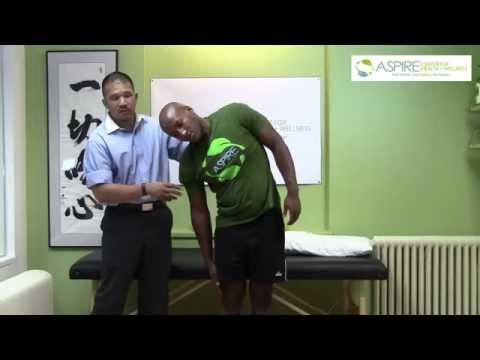 Scoliosis Stretch