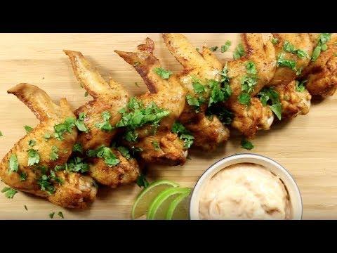 La Preferida Fajita-Style Grilled Wings