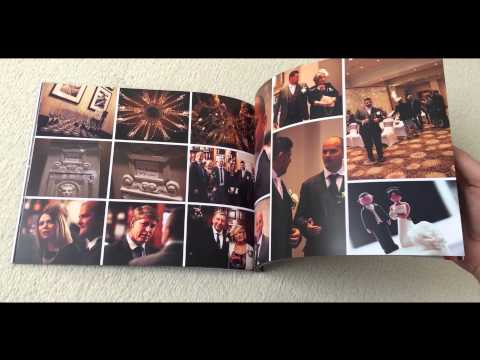 Wedding Photography & Photo Book Example (Apple Soft Cover | Large Format)