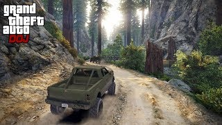 GTA 5 Roleplay - DOJ 379 - Redwood Forest