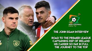 John Egan | His Life Journey To The Premier League | The Setbacks That Made Him Who He Is Today |